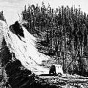 Canada: Alaska Highway Art Print