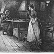 Canada: Daily Life, 1883 Art Print