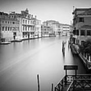 Canal Grande Study Iv Art Print by Nina Papiorek
