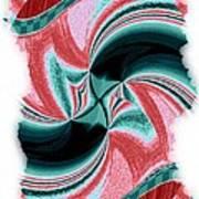 Candid Color 16 Art Print
