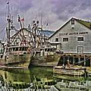 Cannery Hdr Art Print