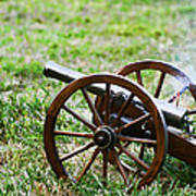 Cannon Fire Art Print