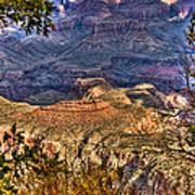 Canyon View II Art Print