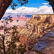Canyon View IIi Art Print