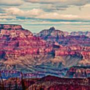 Canyon View Xii Art Print