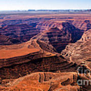 Canyonlands II Art Print