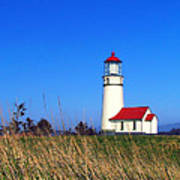 Cape Blanco Lighthouse Art Print