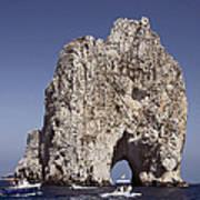 Capri Arch Art Print