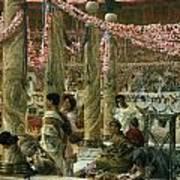 Caracalla And Geta Art Print
