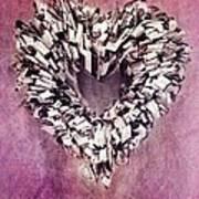 Cardia Art Print