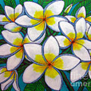 Caribbean Gems Art Print