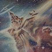 Carina Nebula Art Print by Thomas Maynard