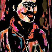Carlos Art Print