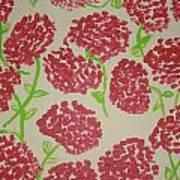 Carnation Field Art Print