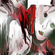 Carneval En Venice Art Print