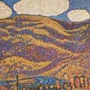 Carnival Of Autumn Art Print