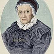 Caroline Herschel Art Print