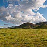 Carrizo Plain National Monument Art Print
