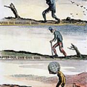 Cartoon: World Wars, 1932 Art Print