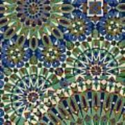 Casablanca, Morocco Art Print