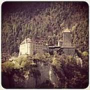 Castel Tirolo Art Print