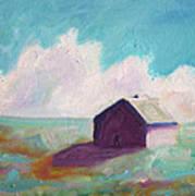 Catawba Virginia Barn Art Print