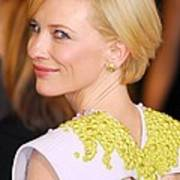 Cate Blanchett At Arrivals For The 83rd Art Print by Everett