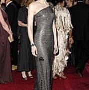 Cate Blanchett Wearing Armani Prive Art Print by Everett