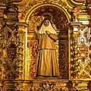 Cathedral De La Almudena Art Print