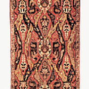 Caucasus: Carpet, C1680 Art Print