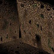 Cavern Walls Art Print