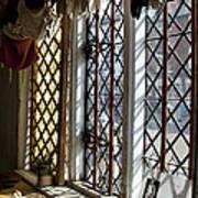 Cecilenhof Palace Window Art Print
