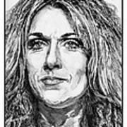 Celine Dion In 2008 Print by J McCombie