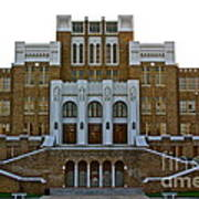Central High School - No. 2040 Art Print