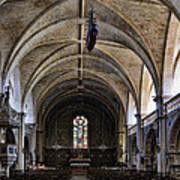 Centuries Old Church Art Print