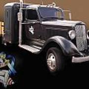 Cfac 36 Dodge Art Print