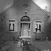 Chamber Of Commerce Elkton Md Art Print by Lorraine Louwerse