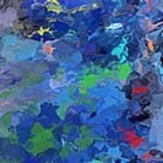 Chaotic Nature Art Print