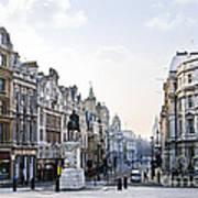 Charing Cross In London Art Print