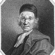 Charles De Saint-evremond Art Print