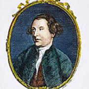 Charles Townshend Art Print