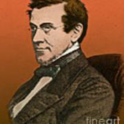 Charles Wheatstone, English Inventor Art Print