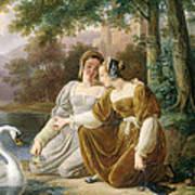 Chatelaines Art Print