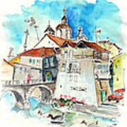 Chaves In Portugal 05 Art Print
