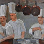Chef's Secret Art Print