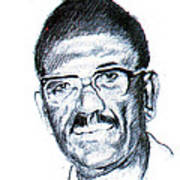 Cheikh Anta Diop Art Print