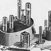 Chemistry Of Gases Art Print