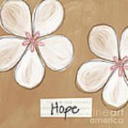 Cherry Blossom Hope Art Print
