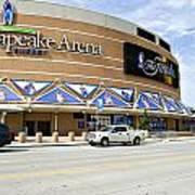 Chesapeake Arena Art Print