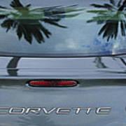 Chevrolet Corvette Art Print